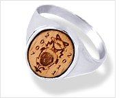 studentské pečetní prsteny
