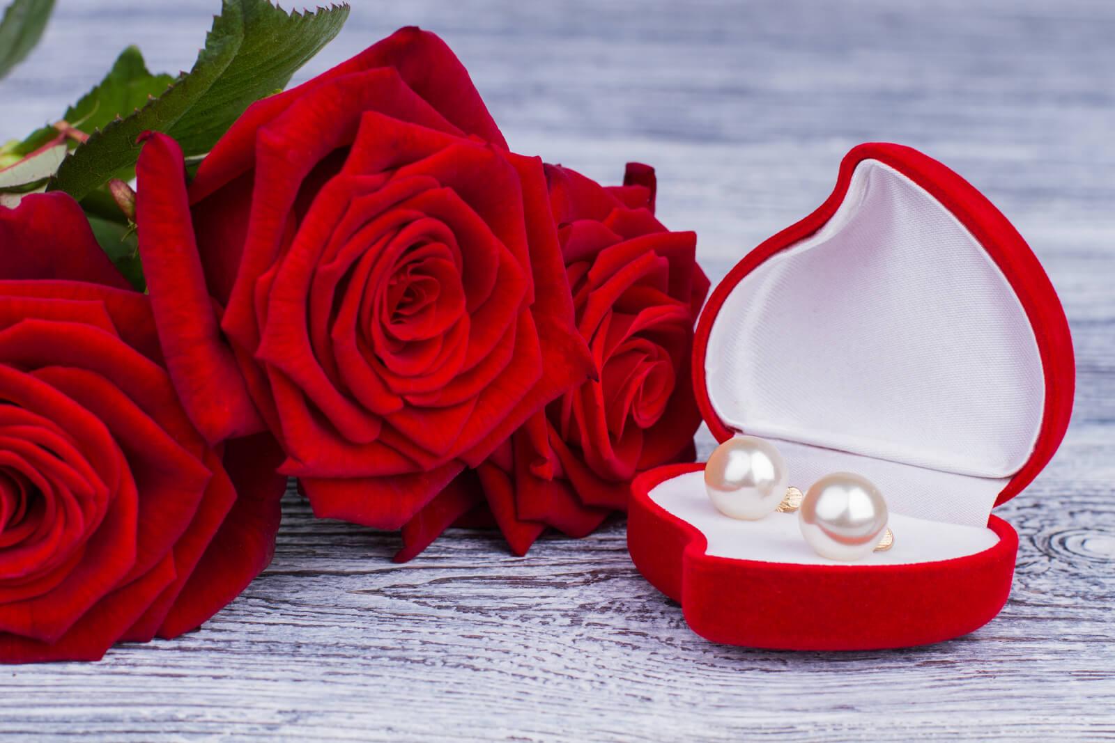 Šperky k Valentýnu