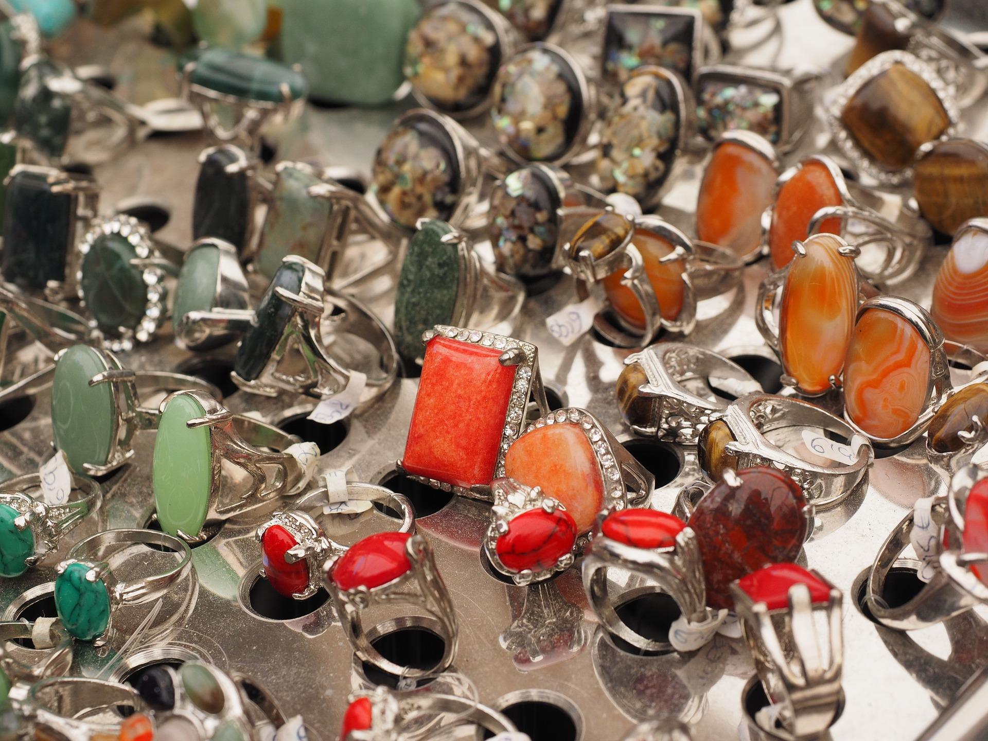 Šperky podle znamení zvěrokruhu